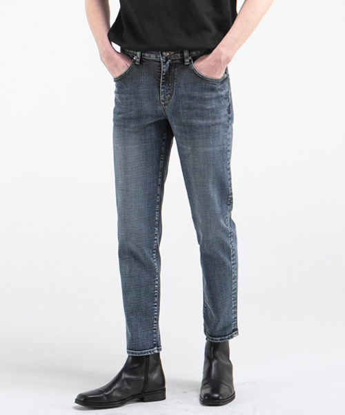 1983 NIGHT SHADOW JEANS [CROP SLIM]